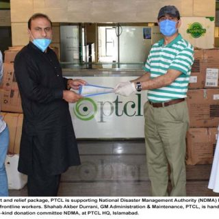 PTCL supports underserved communities during COVID-19 across Pakistan