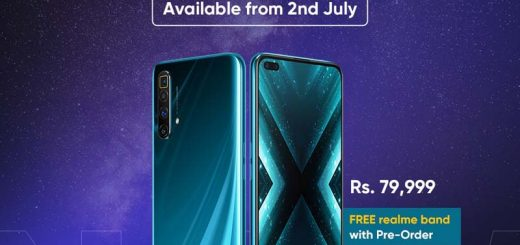 realme's flagship device realme X3 SuperZoom Launched in Pakistan. Pre Order Today & Get Free realme Fitness Band!