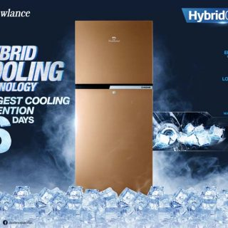 Dawlance introduces Hybrid Cooling Technology in New Refrigerator Series that provides the longest cooling retention for upto 6 days