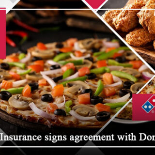 Jubilee Life Insurance signs agreement with Domino's Pizza