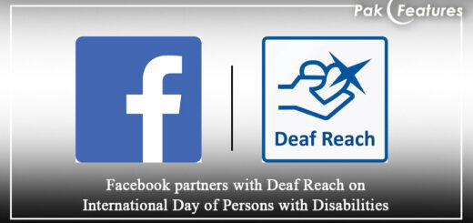 Facebook partners with Deaf Reach on Intl Day of Persons with Disabilities
