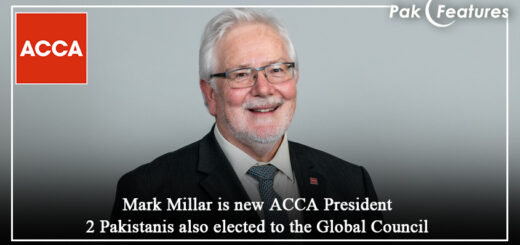 Mark Millar is new ACCA president, 2 Pakistanis elected for global Council