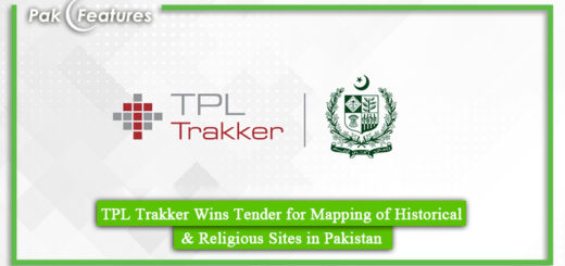 TPL Trakker Wins Tender for Mapping of Historical & Religious Sites in Pakistan