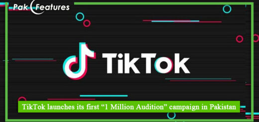 """TikTok launches its first """"1 Million Audition"""" campaign in Pakistan"""