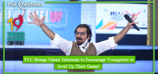 YLC Brings Umair Jaliawala to Encourage Youngsters