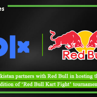OLX Pakistan partners with Red Bull In hosting the latest edition of 'Red Bull Kart Fight' tournament