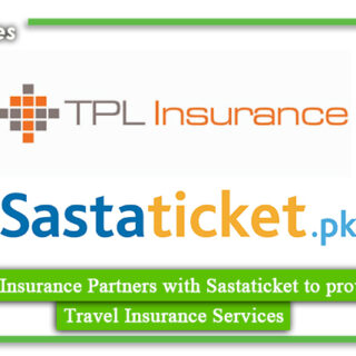 TPL Insurance Partners with Sastaticket to provide Travel Insurance Services