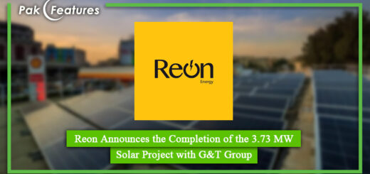 Reon Announces the Completion of the 3.73 MW Solar Project with G&T Group