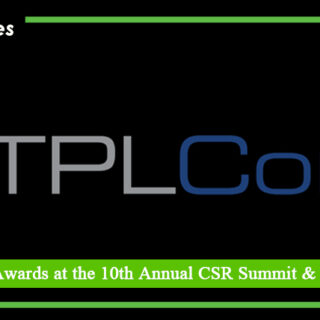 TPL Wins 9 Awards at the 10th Annual CSR Summit & Awards 2021