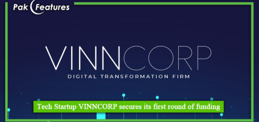 Tech Startup VINNCORP secures its first round of funding