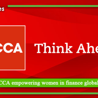 ACCA empowering women in finance globally