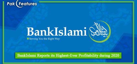 BankIslami Reports its Highest Ever Profitability during 2020