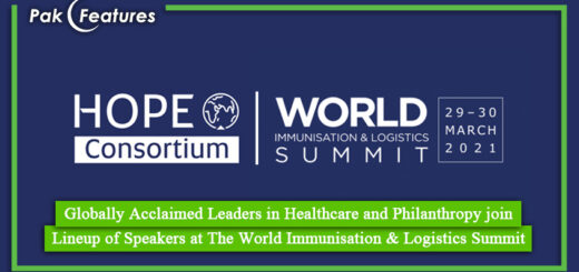 Globally Acclaimed Leaders in Healthcare and Philanthropy join Lineup of Speakers at The World Immunisation & Logistics Summit