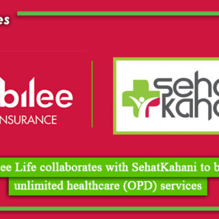 Jubilee Life collaborates with SehatKahani to bring unlimited healthcare (OPD) services