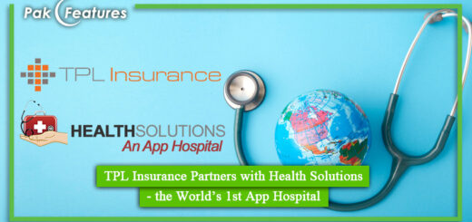 TPL Insurance Partners with Health Solutions, the World's 1st App Hospital