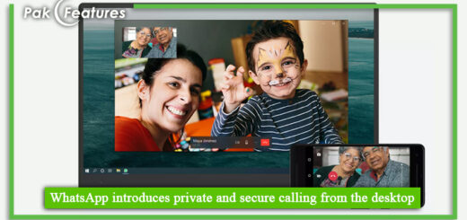 WhatsApp introduces private and secure calling from the desktop