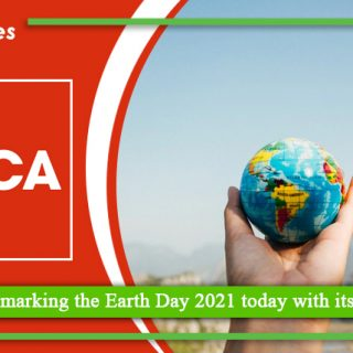 ACCA is marking the Earth Day 2021 today with its activities