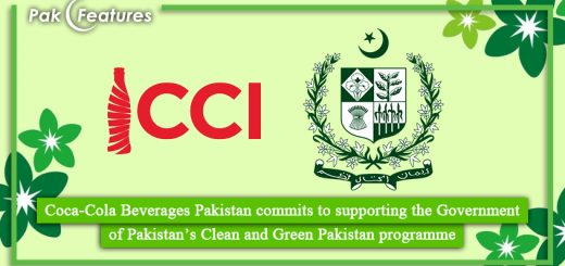 Coca Cola Beverages Pakistan commits to supporting the Government of Pakistan's Clean and Green Pakistan programme