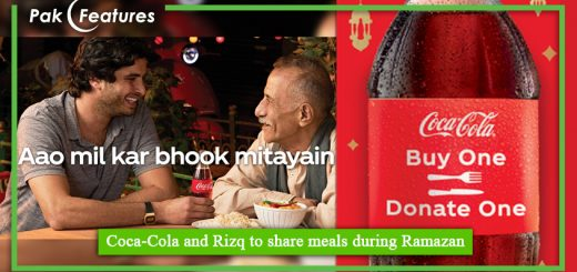 Coca Cola and Rizq to share meals during Ramazan