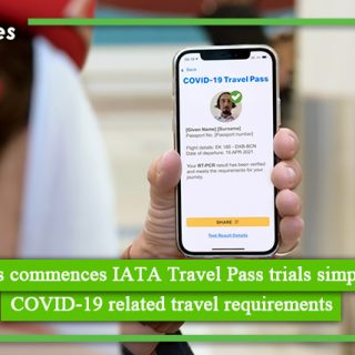 Emirates commences IATA Travel Pass trials simplifying COVID-19 related travel requirements