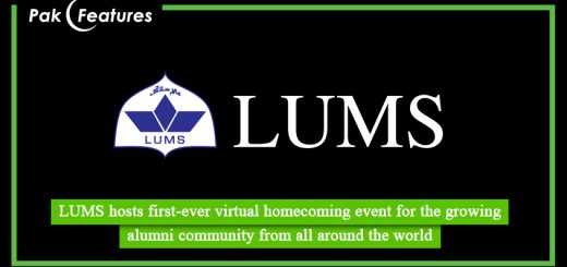 LUMS hosts first ever virtual homecoming event for the growing alumni community from all around the world