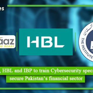 Parwaaz, HBL and IBP to train Cybersecurity specialists to secure Pakistan's financial sector
