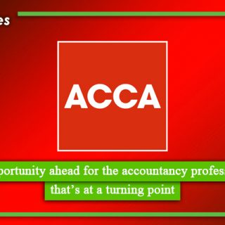 A decade of opportunity ahead for the accountancy profession in Pakistan that's at a turning point