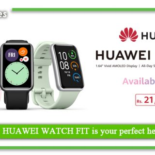 Here's why the HUAWEI WATCH FIT is your perfect health companion