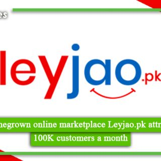 Pakistan's homegrown online marketplace Leyjao.pk attracts more than 100K customers a month