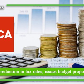 ACCA calls for reduction in tax rates, issues budget proposals for 2021, 22