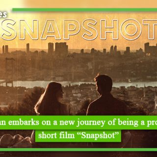 """Armeena Khan embarks on a new journey of being a producer for the short film """"Snapshot"""""""