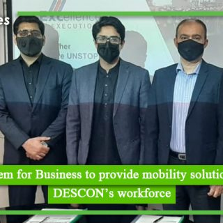 Careem for Business to provide mobility solutions to DESCON's workforce