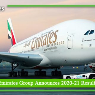 Emirates Group Announces 2020, 21 Results