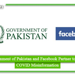 Govt of Pakistan and Facebook Partner to Fight COVID Misinformation