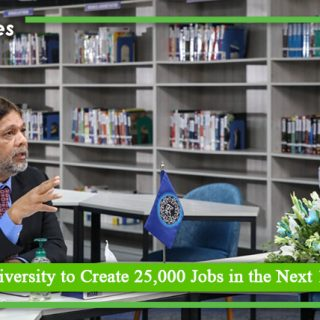 Iqra University to Create 25,000 Jobs in the Next 10 years