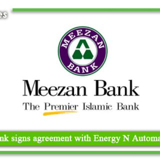 Meezan Bank signs agreement with Energy N Automation (ENA)