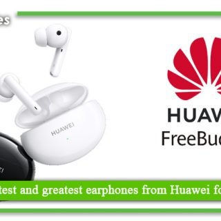 The latest and greatest earphones from Huawei for 2021