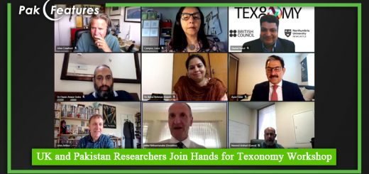 UK and Pakistan Researchers Join Hands for Texonomy Workshop