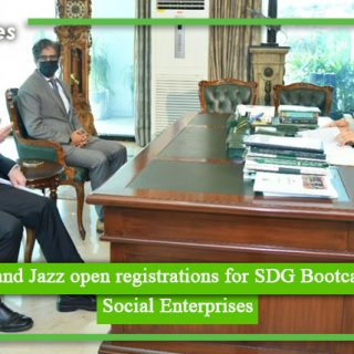UNDP and Jazz open registrations for SDG Bootcamps for Social Enterprises